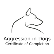 Aggression in Dog Certificate
